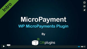 CM Micropayment Platform Integration with CM Answers Tutorial